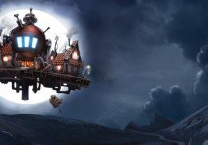 Suncrash《梦幻引擎:游牧城市》末世生存游戏 7月14日抢先体验